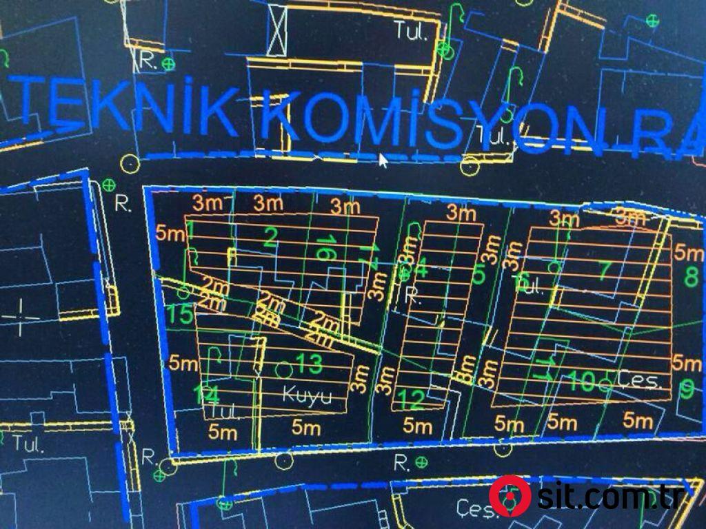 Satılık Emlak - İmarlı Arsa İZMİR, URLA, SIRA MAH. 520 m² 200,000