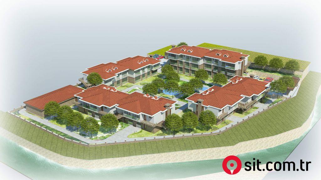 Satılık Emlak - İmarlı Arsa BALIKESİR, EDREMİT, ISKELE MAH. 5425 m² 4,000,000