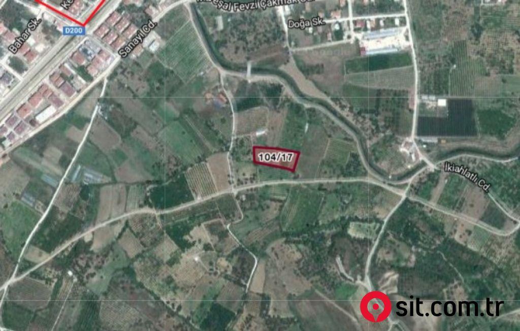 Satılık Emlak - Tarla ÇANAKKALE, LAPSEKİ, GAZİSÜLEYMANPAŞA MAH. 4014 m² 1,750,000