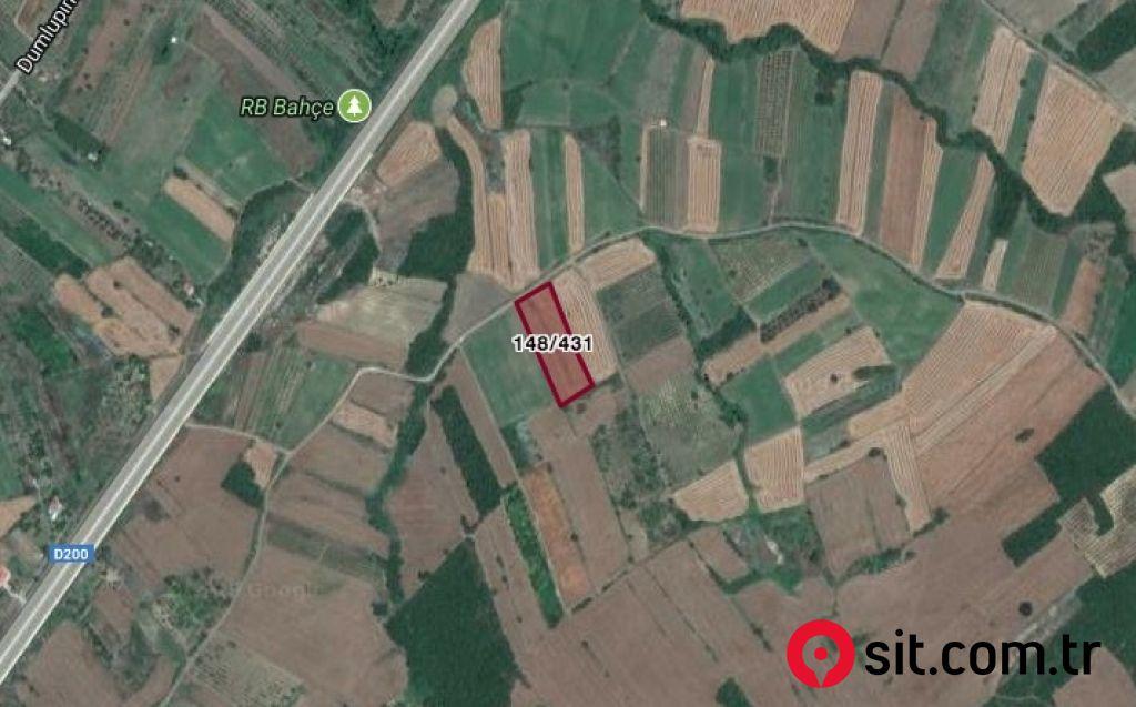 Satılık Emlak - Tarla ÇANAKKALE, LAPSEKİ, SULUCA KÖYÜ 5296 m² 850,000