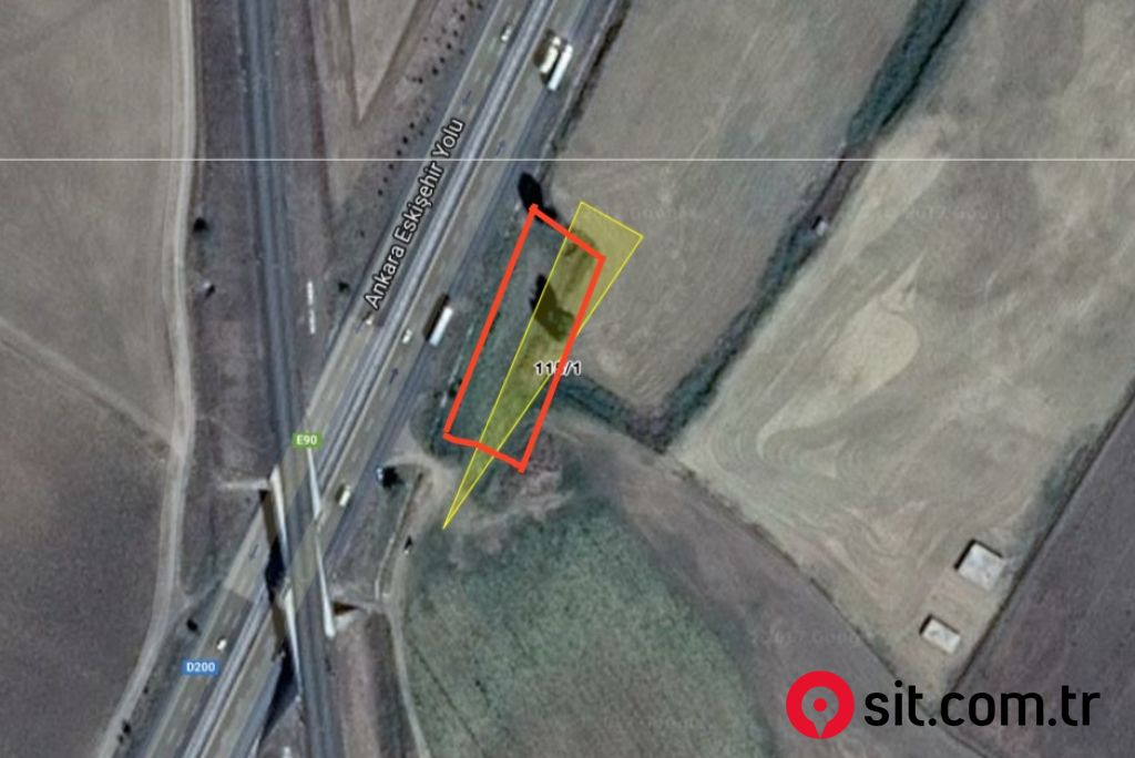 Satılık Emlak - Tarla ANKARA, POLATLI, KARAPINAR KÖYÜ 1515 m² 175,000