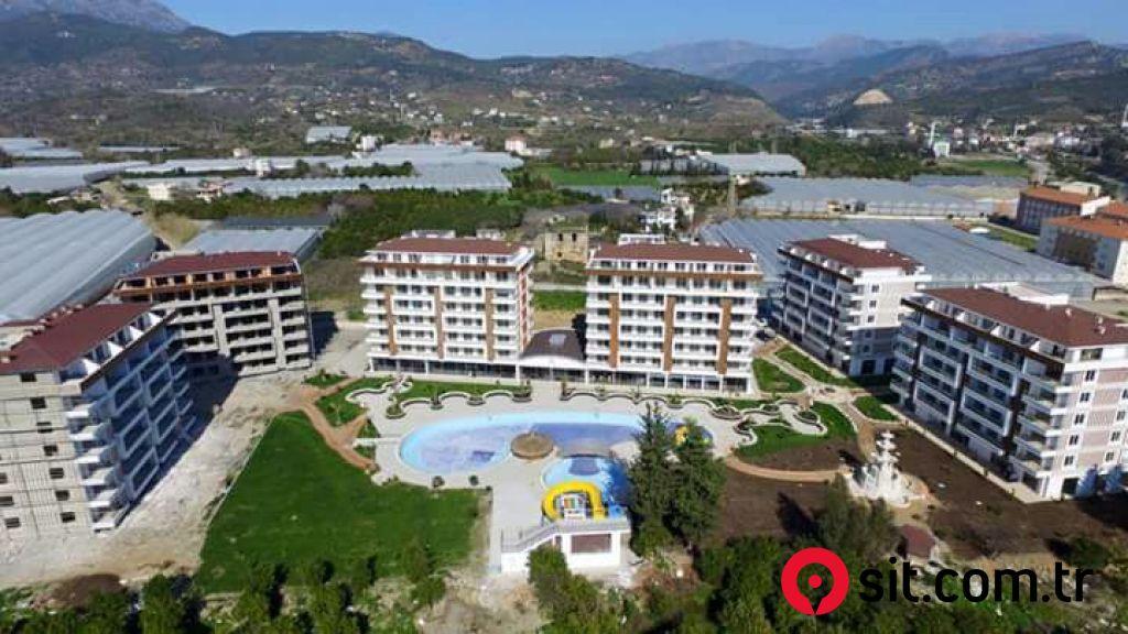 Emlak -  ANTALYA, ALANYA, AKDENİZ MAH. 30941 m² 255,000
