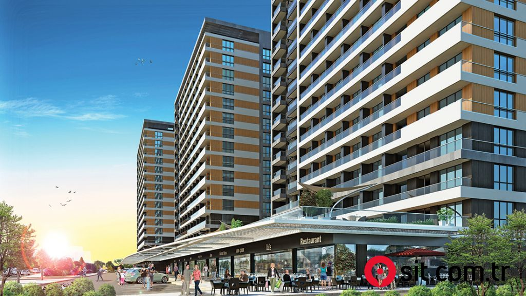 Emlak -  İSTANBUL, KADIKÖY, FİKİRTEPE MAH. 22537 m² 550,000
