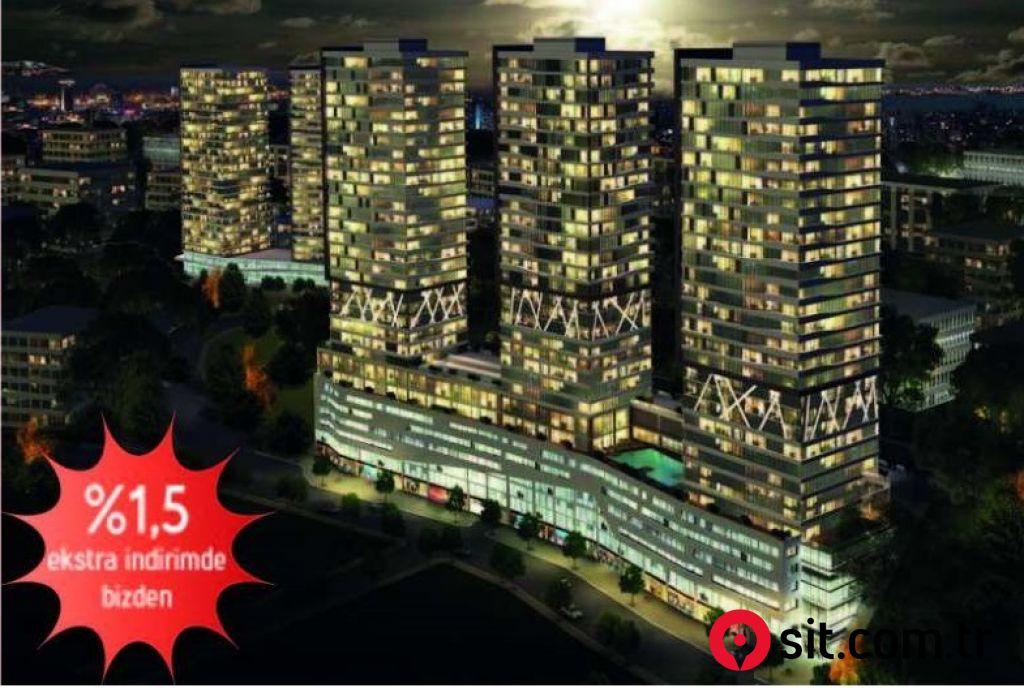 Emlak -  İSTANBUL, KADIKÖY, FİKİRTEPE MAH. 11350 m² 420,000