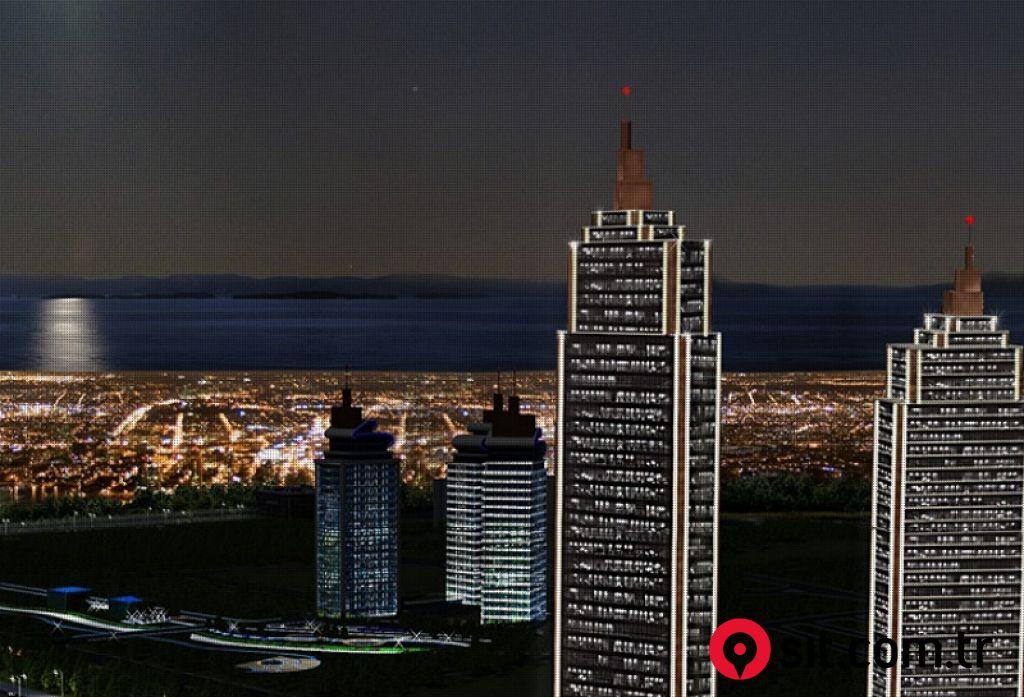DUBAİ TOWER İSTANBUL AVRUPA